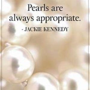Jewelry - Pearls